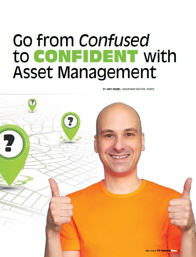 Go from Confused to CONFIDENT with Asset Management